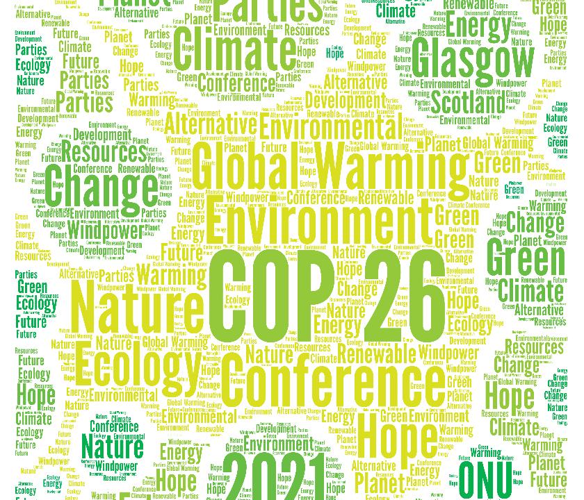 COP26 summit critical in 2021