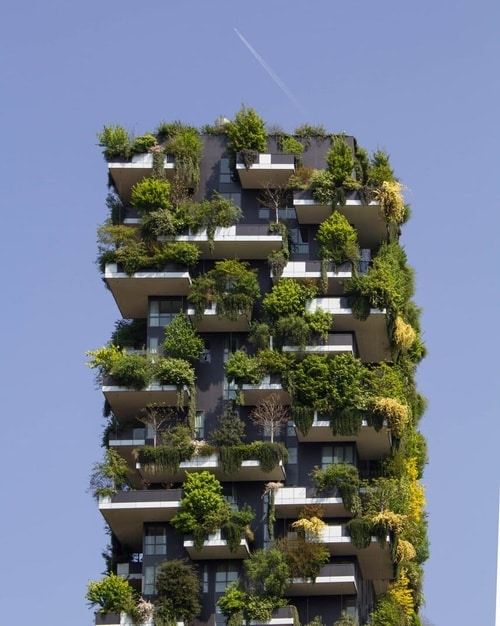 Make Your Mark: Sustainability in Construction