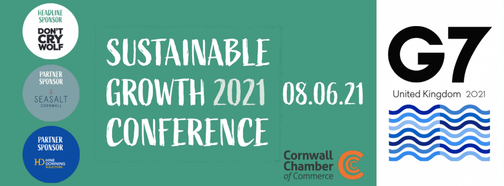 Logo for Sustainable Growth Conference