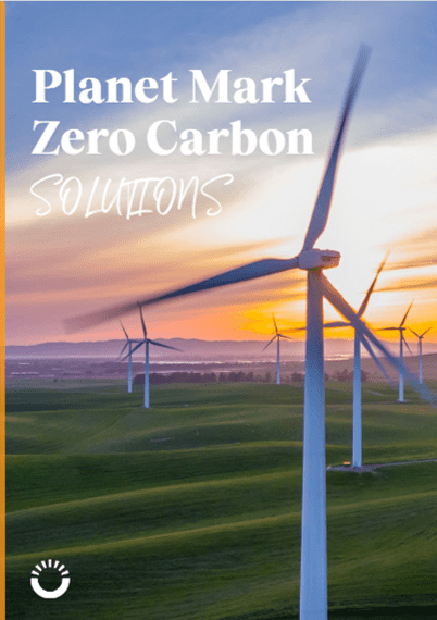 Planet Mark Zero Carbon Solutions
