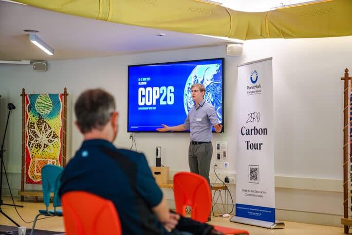 Net Zero Carbon Essentials Workshop | Zero Carbon Tour